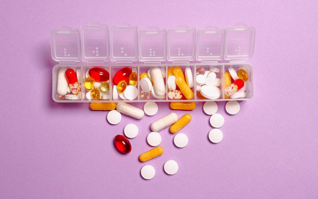 De voordelen van voedingssupplementen